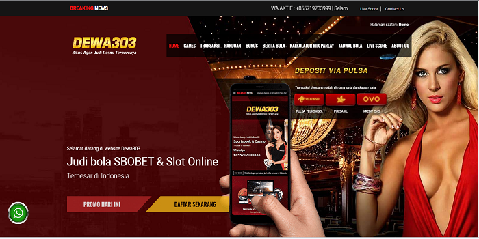 The Number One Article On Taruhan Bola Sbobet Online