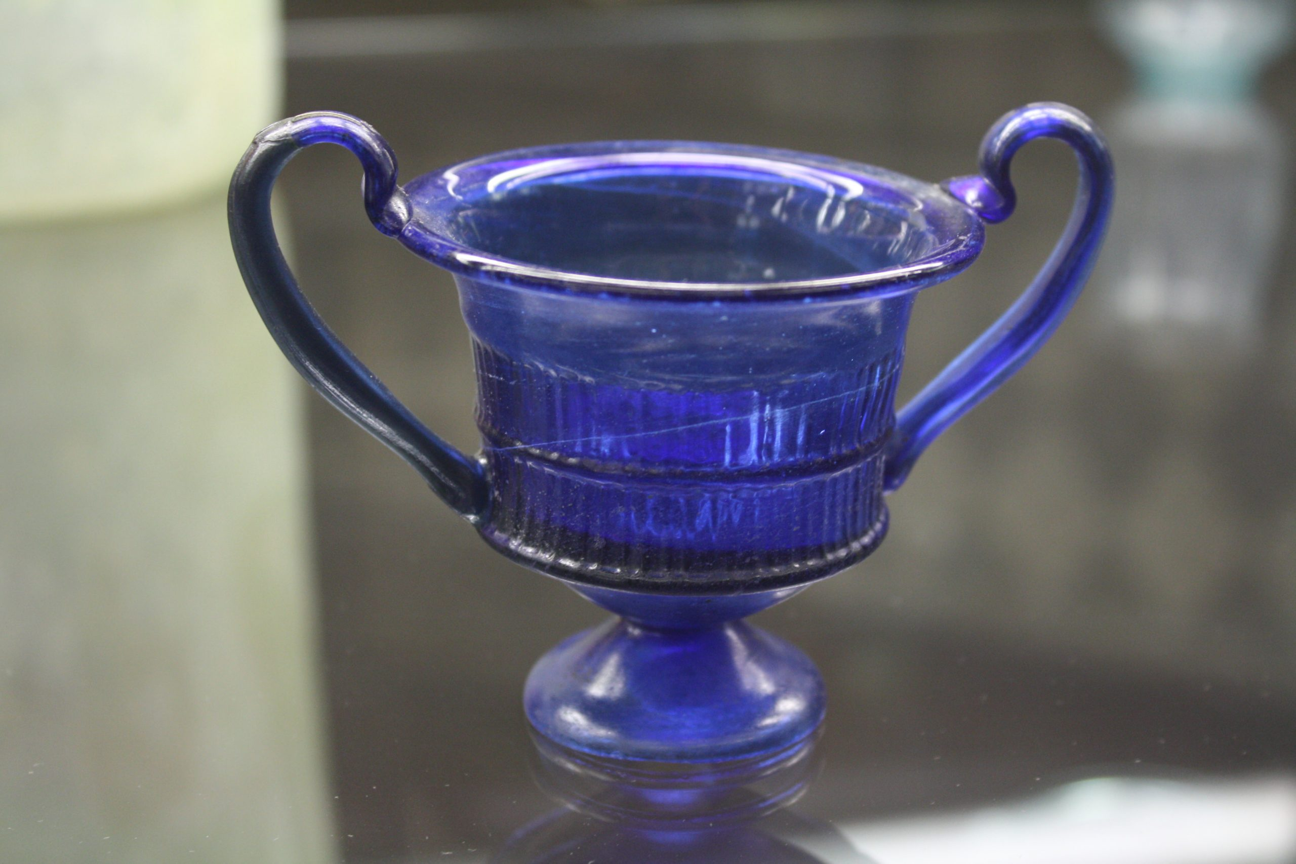 ROMAN GLASS FROM THE NORTH OF SCOTLAND