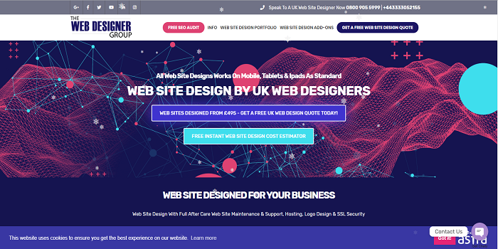 Exactly how to discover the Right uk web designer?
