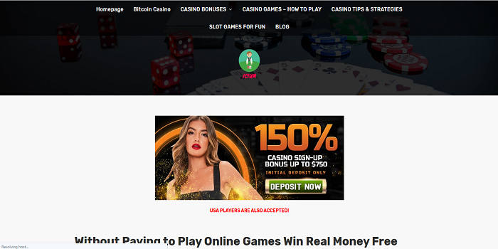 ithout pay play online games win real money free
