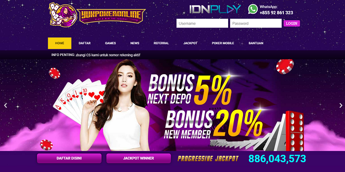 Why Are Online Slot Games So Common link alternatif idn poker?