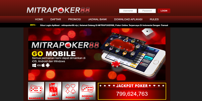The Essential Of Effective Casino poker88